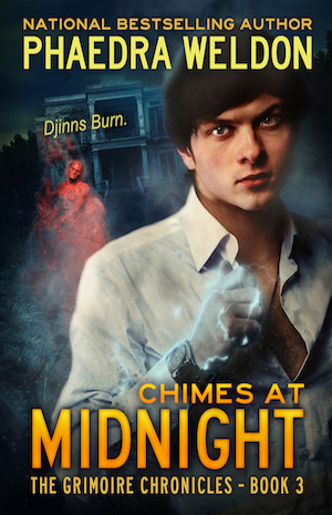 Chimes at Midnight by Phaedra Weldon