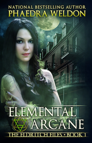Elemental Arcane by Phaedra Weldon