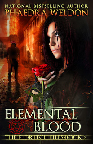 Elemental Blood by Phaedra Weldon