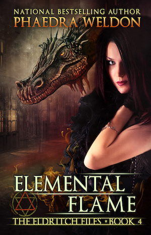 Elemental Flame by Phaedra Weldon