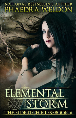 Elemental Storm by Phaedra Weldon