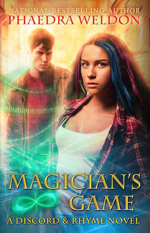 Magician's Game by Phaedra Weldon